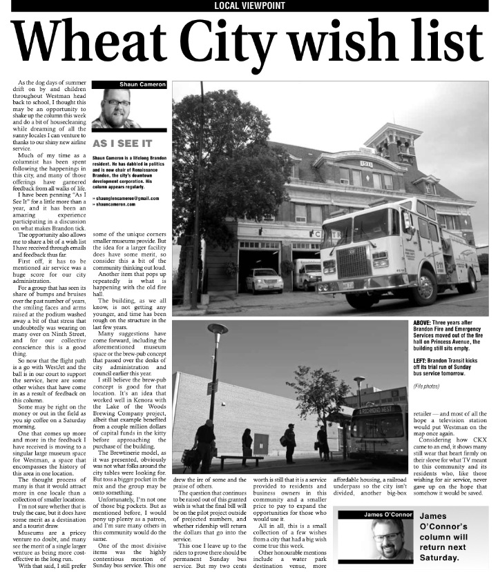 wheat city wish