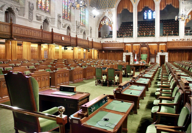 House of Commons Speech from the Throne