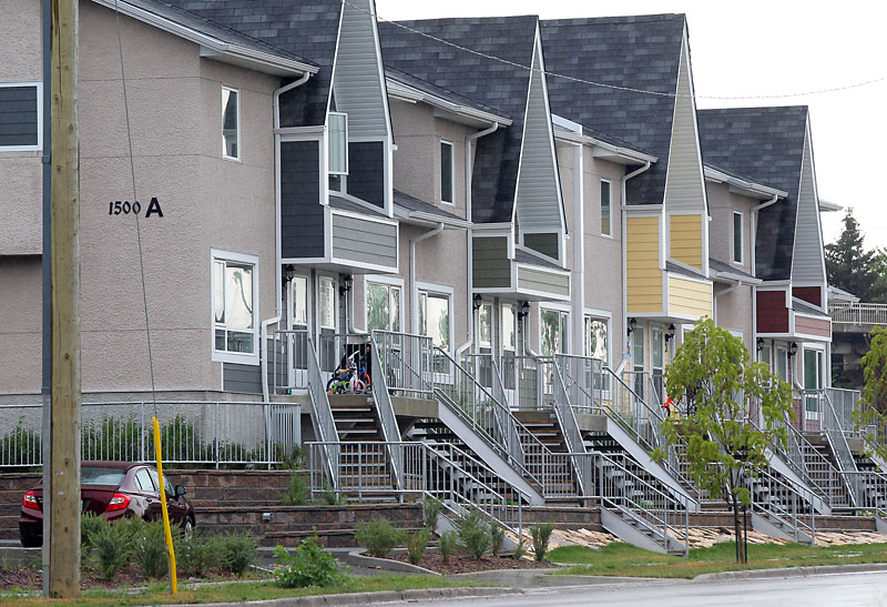 Affordable housing Brandon Manitoba-Brandon Sun