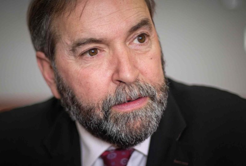 Tom Mulcair_Free Press
