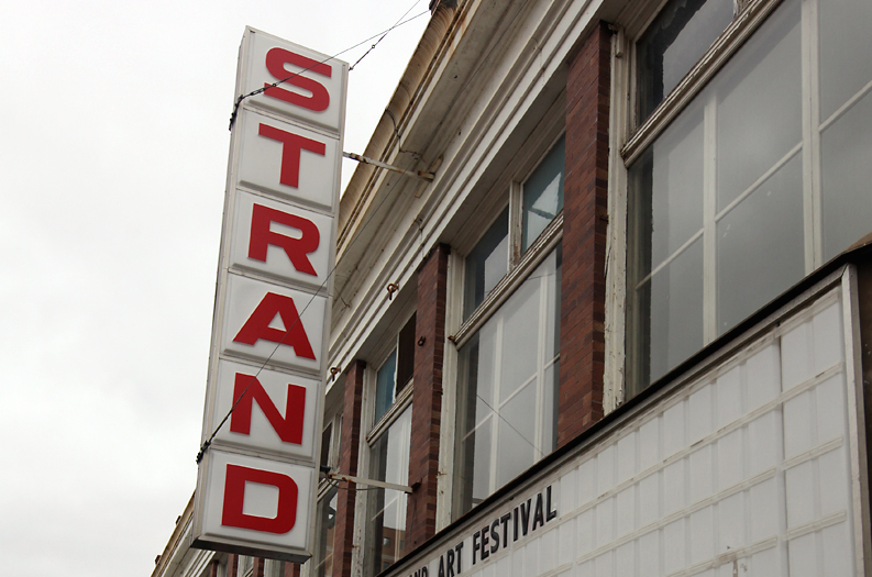 The Strand Theatre- Brandon Sun file.