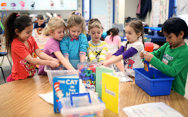 The Brandon School Division is refusing to divert its own dollars to further fund the province's kindergarten to Grade 3 class size initiative. (Brandon Sun)