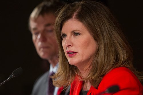 Interim Conservative Leader Rona Ambrose. (Winnipeg Free Press)